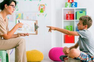 Психолог детям