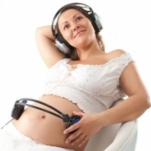 Музыка при беременногсти